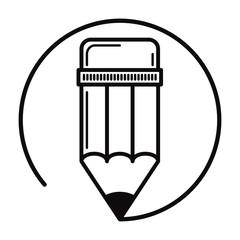 Edit icon with pencil.