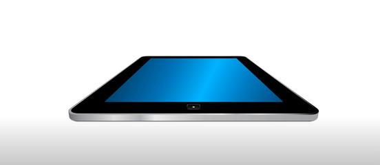 tablet, touch, portatile