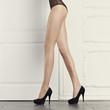 Female legs in classical interior