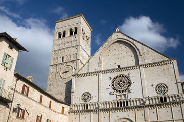 Assisi Cathedral (Italy)