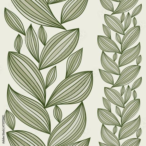 Floral seamless pattern. - 73171942