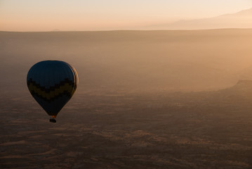 Sunrise in Turkey