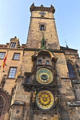 Prague Astonomical Clock tower.