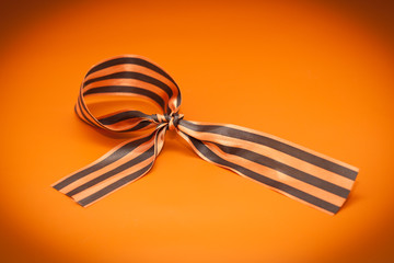 George Ribbon. Victory Day - May 9. 70 Years of Victory