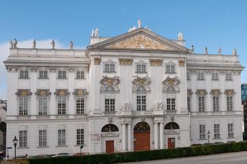 Palais Trautson in Wien