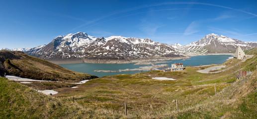 Lago del Moncenisio - 180°