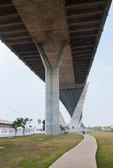Brücke in Bangkok