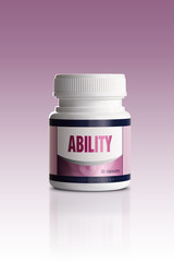 Pills for Ability