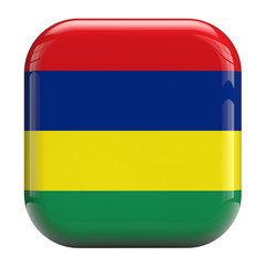 Mauritius flag icon image