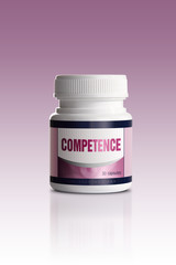 Pills for increase Competence