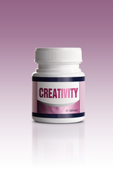 Pills for increase Creativity