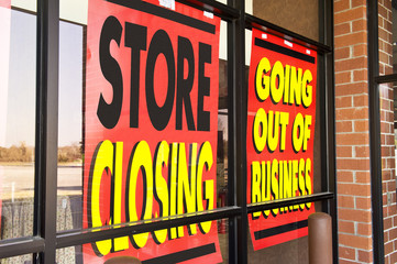 Signs of the Recession