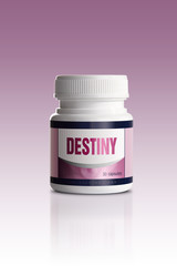 Pills for Destiny