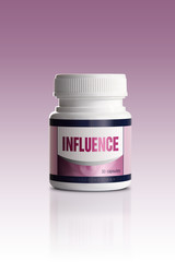 Pills for increase Influence