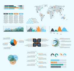 business infographics.