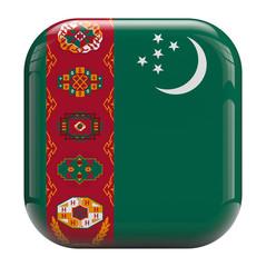 Turkmensitan flag icon