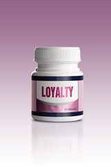 Pills for increase Loyalty