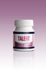 Pills for increase Talent