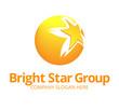 Bright Star Logo Template