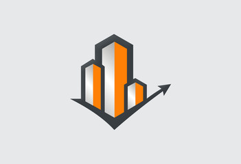 building choice business design logo