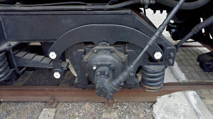 Locomotive brake