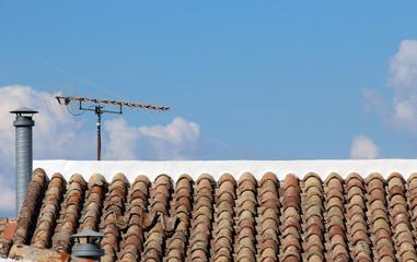 Rural roof