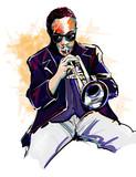 Trumpet player - 73186108