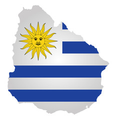 Flag of the Eastern Republic of Uruguay