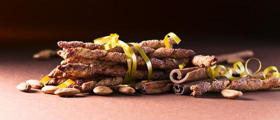 cookies with cinnamon