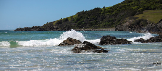 Crescent Beach Surf