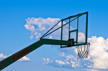 Sky is the limit in basketball