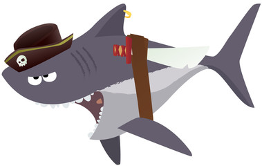 requin pirate