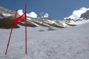 tracciato sci