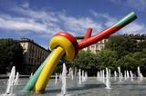 Fototapety piazza cadorna