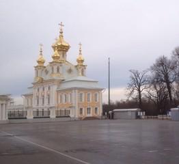 Большой Дворец. Петергоф