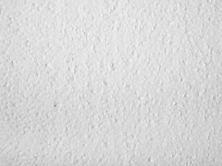 Polystyrene closeup