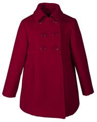 Children's warm coat.