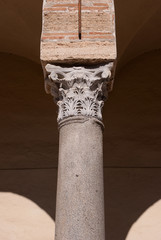 Column of the cathedral