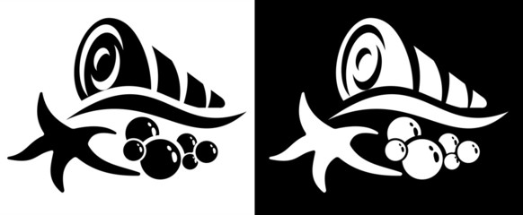 Sea life icon