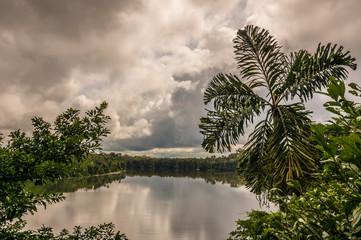 Amazon lake