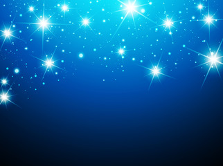 Night Star Background