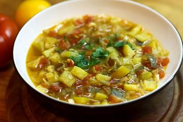 Mediterranean Vegatable Soup