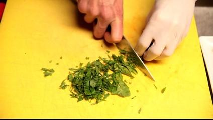 salata bıçak şef