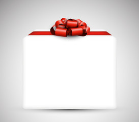 3d gift box.