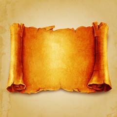 parchment message