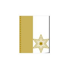 Тетрадь-со-звездой