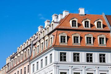 Gebäude in Dresden