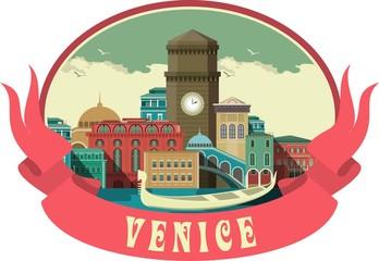 Venice Label