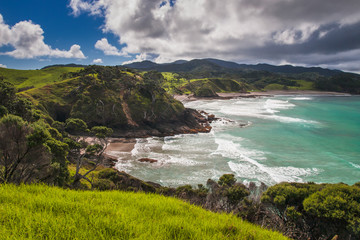 Secluded Beaches in Bay of Islands, Northland New Zealand
