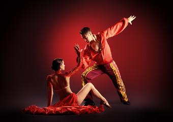 red partner